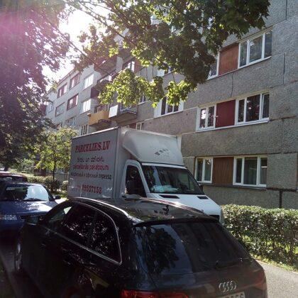 Услуги по переезду, перевозка мебели - parcelies.lv